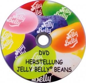 CD Herstellung mit Offsetdruck vom CD Presswerk für Jelly-Beans