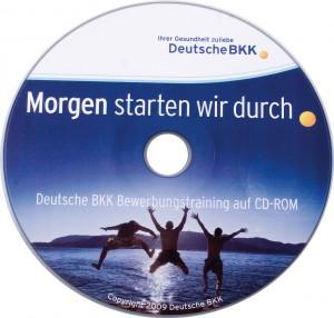 CD Herstellung und CD Pressung für deutsche-BKK