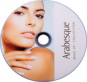 CD Pressung für Arabesque