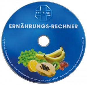 CD Pressung und Vervielfältigung für Hexal-AG mit Offsetdruck
