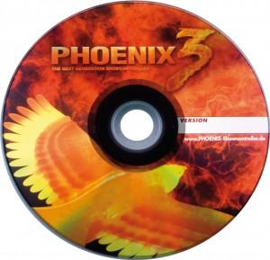 CD Produktion vom Presswerk mit Offsetdruck für Phönix